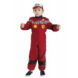 CLOWN Carnaval Costume F1 Racer Νο. 08 88408 5203359884085