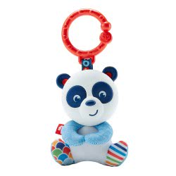 Fisher-Price Rattle Panda Mirror FWF49 / FFB66 887961481709