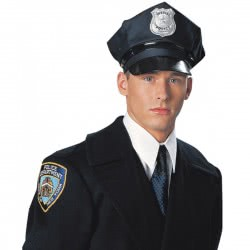 maskarata Police Officer Hat Fabric ΙΤ78427 5200304484277