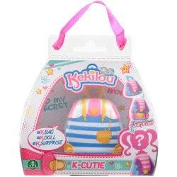 GIOCHI PREZIOSI Kekilou K-Cutie Doll - 12 Designs KKL00000 8056379051220