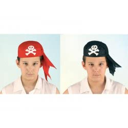 Christakopoulos Pirates Hat - 2 Colours 3503-1 5212007538737