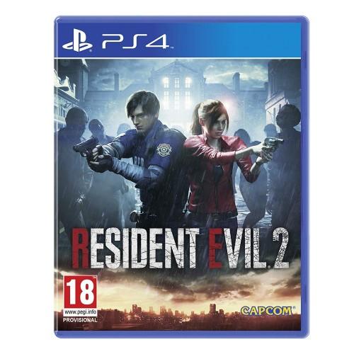 CAPCOM PS4 Resident Evil 2 Remake  5055060946220