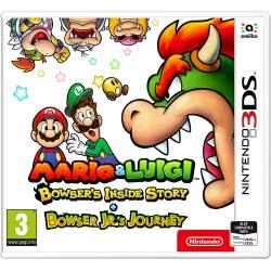 Nintendo 3DS Mario and Luigi Bowser's Inside Story + Bowser Jr.'s Journey  045496477875