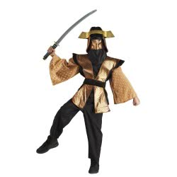 CLOWN Carnaval Costume Samurai Νο. 12 11812 5203359118128