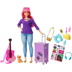 Mattel Barbie Dreamhouse Adventures - Daisy FWV26 887961683790