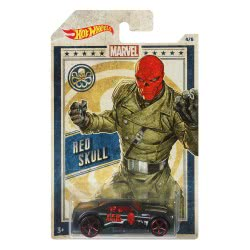 Mattel Hot Wheels Αυτοκινητάκι Bully Goat (Red Skull) GDG83 / FYY61 887961749069
