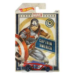 Mattel Hot Wheels Αυτοκινητάκι Rogue Hog (Captain America) GDG83 / FYY64 887961749045
