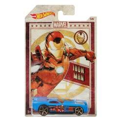 Mattel Hot Wheels Αυτοκινητάκι The Governer (Iron Man) GDG83 / FYY60 887961749083