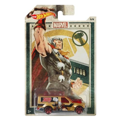 Mattel Hot Wheels Αυτοκινητάκι Time Shifter (Thor) GDG83 / FYY65 887961749076