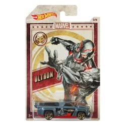 Mattel Hot Wheels Vehicle Solid Muscle (Ultron) GDG83 / FYY63 887961749052