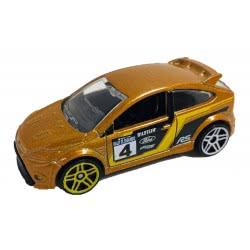 Mattel Hot Wheels Αυτοκινητάκι Ford Focus RS 09 1:64 GDG44 / FYY02 887961748420