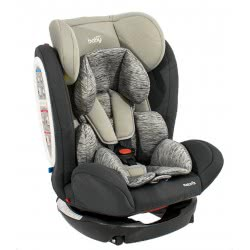 just baby Κάθισμα Αυτοκινήτου Masterfix 0-36Kg Γκρι JB-2018-GREY 5202200001596
