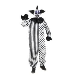 CLOWN Carnaval Costume Bad With Mask Νο. Large 89260 5203359892608