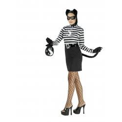 CLOWN Carnaval Costume Phantom Cat Νο. Medium 88552 5203359885525