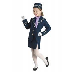 CLOWN Carnaval Costume Air Hostess Νο. 08 88908 5203359889080