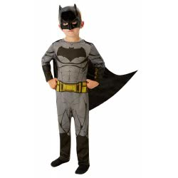 Rubies Carnaval Costume Batman DC Justice League (7-8 Years) 640807L 883028282838