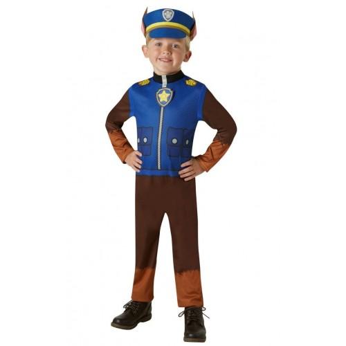 Rubies Αποκριάτικη Στολή Paw Patrol Chase (2-3 Χρονών) 630718T 883028212088
