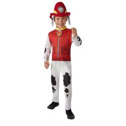Rubies Carnaval Costume Paw Patrol Marshall (5-6 Years) 630719M 883028212132