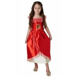 Rubies Αποκριάτικη Στολή Κλασσική Elena of Avalor (5-6 χρονών) 630038M 883028168149