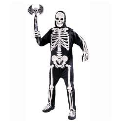 maskarata Αποκριάτικη Στολή Σκελετός 5057 5212007555031