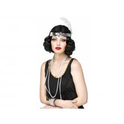 fun world Wig Charleston Brunette 9305-1 5212007554850