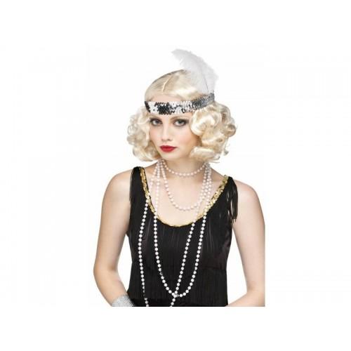 fun world Wig Charleston Blonde 9305-2 5212007554881