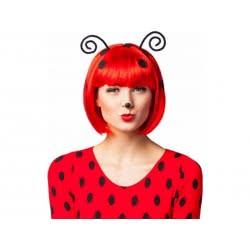 fun world Wig Lovebug with Antennas 9306 5212007554911