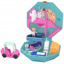 Mattel Polly Pocket Ο Κόσμος Της Polly Σετάκια - Σπα Ομορφιάς FRY35 / GDK81 887961745900