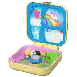 Mattel Polly Pocket Unicorn Utopia GDK76 / GDK78 887961745870