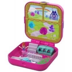 Mattel Polly Pocket Δώρο Έκπληξη - Μίνι Παλάτι GDK76 / GDK80 887961745887