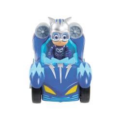 GIOCHI PREZIOSI PJ Masks - Πιτζαμοήρωες Οχήματα Turbo Blast με Φιγούρα Cat-Car PJM44500 8056379050162