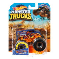 Mattel Hot Wheels Monster Trucks Vehicles - 22 Designs FYJ44 887961705393