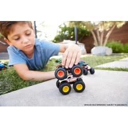 Mattel Hot Wheels Monster Trucks Οχήματα - 22 Σχέδια FYJ44 887961705393