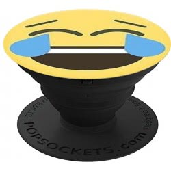 Popsockets Tears Of Joy Emoji Compatible With All Smartphones 101305 815373022890
