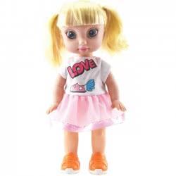 MG TOYS Κουκλα I-Dolls Εβελίνα Περπατώ Και Τραγουδώ 400703 5204275007039
