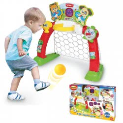 MG TOYS Winfun SPORTS CENTER 4-In-1 403210 5204275032109