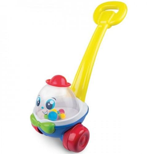 MG TOYS WinFun Συρόμενο Με Μπαλίτσες Push Along Humpty Dumpty 403187 5204275031874