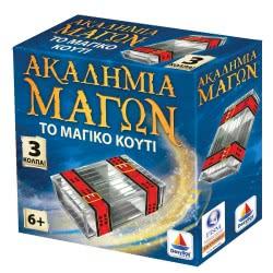 Desyllas Games Academy Of Wizards: The Magic Box 520155 5202276011550