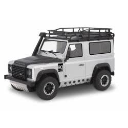 KiDZ TECH Land Rover Defender 90 R/C 1:16 - 2 Colours 85361 4894380853617