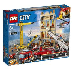 LEGO Downtown Fire Brigade 60216 5702016369489