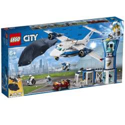 LEGO City Αεροπορική Βάση της Εναέριας Αστυνομίας - Sky Police Air Base 60210 5702016369939