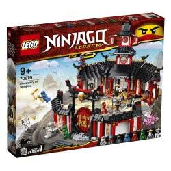 LEGO Ninjago Μοναστήρι Του Σπιντζίτσου - Monastery Of Spinjitzu 70670 5702016367508