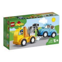 LEGO Duplo My First Το Πρώτο Μου Ρυμουλκό Φορτηγό - My First Tow Truck 10883 5702016367553