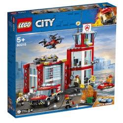 LEGO City Σταθμός Πυροσβεστικής - Fire Station 60215 5702016369373