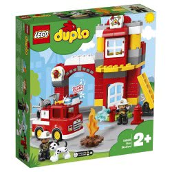 LEGO Duplo Fire Station 10903 5702016367676