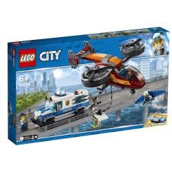 LEGO City Ληστεία Διαμαντιών Της Εναέριας Αστυνομίας - Sky Police Diamond Heist 60209 5702016369922