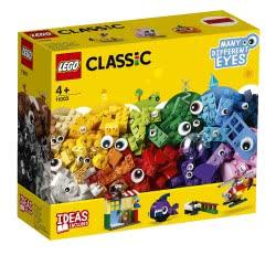 LEGO Classic Τουβλάκια Και Μάτια - Bricks And Eyes 11003 5702016367782