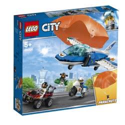 LEGO City Sky Police Parachute Arrest 60208 5702016369779