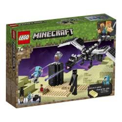 LEGO Minecraft Η Μάχη Του Τέλους - The End Battle 21151 5702016370898
