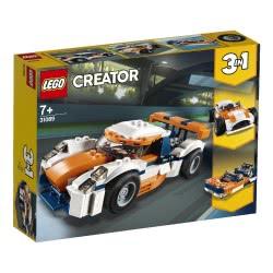 LEGO Creator Αγωνιστικό Αυτοκίνητο του Ηλιοβασιλέματος - Sunset Track Racer 31089 5702016367843